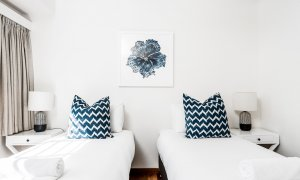 Bahari - Byron Bay - Bedroom 2b