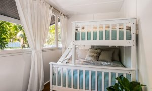 Bamboo Beach House - Byron Bay - Bedroom 1a