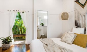 Bamboo Beach House - Byron Bay - Bedroom 3a