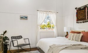 Bamboo Beach House - Byron Bay - Bedroom 4a