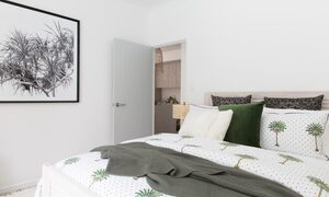 Barrel and Branch - Byron Bay - queen bedroom