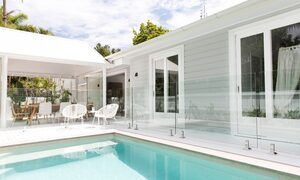Barrel and Branch - Byron Bay - enjoy swims in the pool