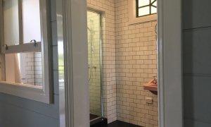 Basils Brush - ensuite bathroom