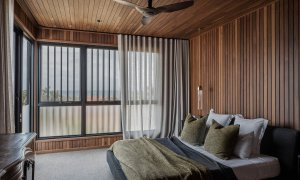 Bay Rock House - Byron Bay - Master Bedroom b