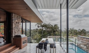 Bay Rock House - Byron Bay - Pool and Deck