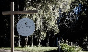 Bennys Cottage - Byron Bay - Real Living Shoot Sign