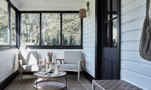 Bennys Cottage - Byron Bay - Real Living Shoot Veranda Seating