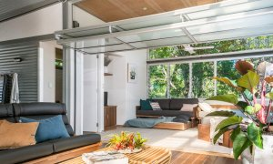 Billabelongil - Byron Bay - Second Living Room with Sofa Beds