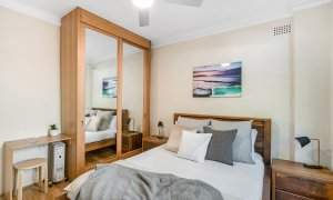 Bondi Beach Peach - Bedroom