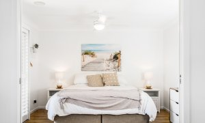 Boulders Retreat - Lennox Head - Master Bedroom b