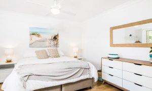 Boulders Retreat - Lennox Head - Master Bedroom