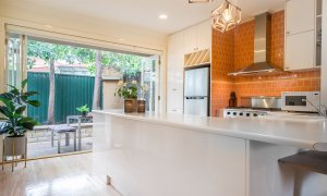 Buckingham - Richmond - Kitchen Area Counter Top