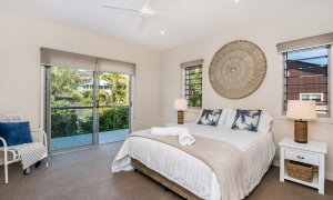 Byron Beach Style - Master Bedroom