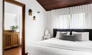 Byron Blisshouse - Byron Bay - Penthouse - Bedroom 2 to Ensuite