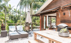 Byron Blisshouse - Byron Bay - Penthouse - Outdoor Balcony