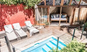 Byron Blisshouse - Byron Bay - Penthouse - Pool and Cabana