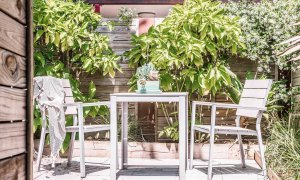 Byron Blisshouse - Byron Bay - Studio Outdoor Table