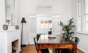 Byron Creek Homestead - Byron Bay - House 1 Dining Room