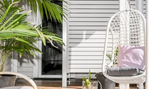 Byron Creek Homestead - Byron Bay - House 1 Outdoor Hanging Chair