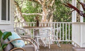 Byron Creek Homestead - Byron Bay - House 1 Outdoor Setting