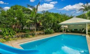 Byron Creek Homestead - Byron Bay - Pool and Cabana