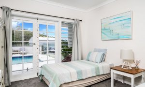 Byron Hills Hinterland Retreat - Byron Bay - Bedroom 3