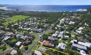 Byron View - Clarkes Beach - Aerial