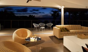 Byron Bay Villa - Living Area