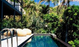 Byron Bay Villa - Pool Area