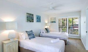 Jimmy's Beach House - Twin Bedroom