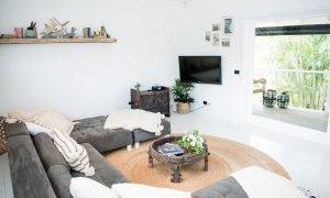 Cactus Rose Villa - Living Room