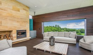 Callistemon View - Byron Bay Hinterland - Federal - pool cabana