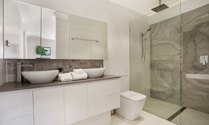 Capri Waters - Isle of Capri, Surfers Paradise - Bathroom 3