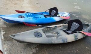 Capri Waters - Isle of Capri, Surfers Paradise - kayaks