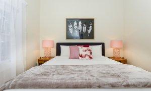 Carlton Terrace - Carlton - Master Bedroom b
