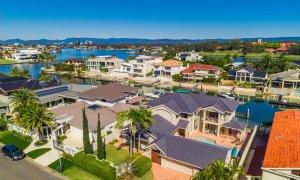 Casa Aqua - Gold Coast - Aerial a