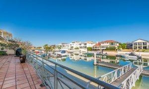 Casa Aqua - Gold Coast - Back Deck View