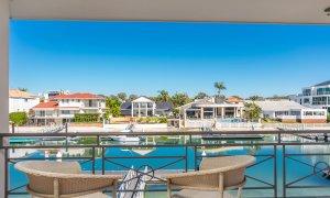 Casa Aqua - Gold Coast - Bedroom 1 Balcony