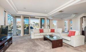 Casa Aqua - Gold Coast - Main Living Area