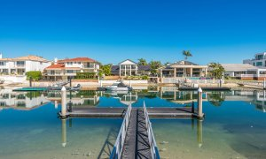 Casa Aqua - Gold Coast - Private Jetty