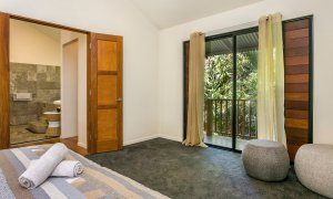 Casa Dan - Master Bedroom