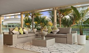 Casa Grande - Broadbeach Waters - Outdoor Entertaining Area