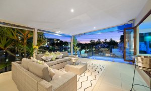 Casa Grande - Broadbeach Waters - Outdoor Entertainment Area b