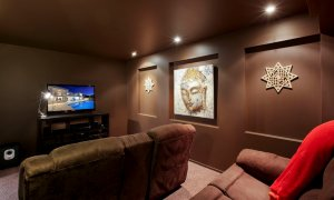Casa Vacanze - Broadbeach Waters - Media Room