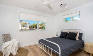 Castaway on Tallows - Byron Bay - Bedroom 2 Upstairs