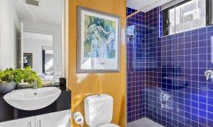 Catani Gardens - St Kilda - Master Bedroom Ensuite