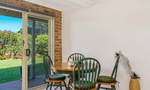 Chez Boulers - Lennox Head - Ballina - Dining room to outside