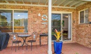 Chez Boulers - Lennox Head - Ballina - Entrance - Porch