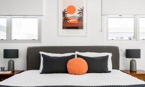 Clique 1 - Byron Bay - Bedroom 1 Master b