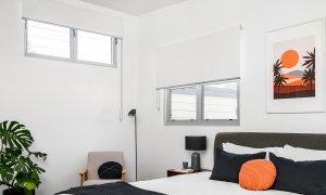 Clique 1 - Byron Bay - Bedroom 1 Master d